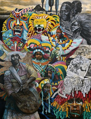 The History of Junkanoo by Brent Malone