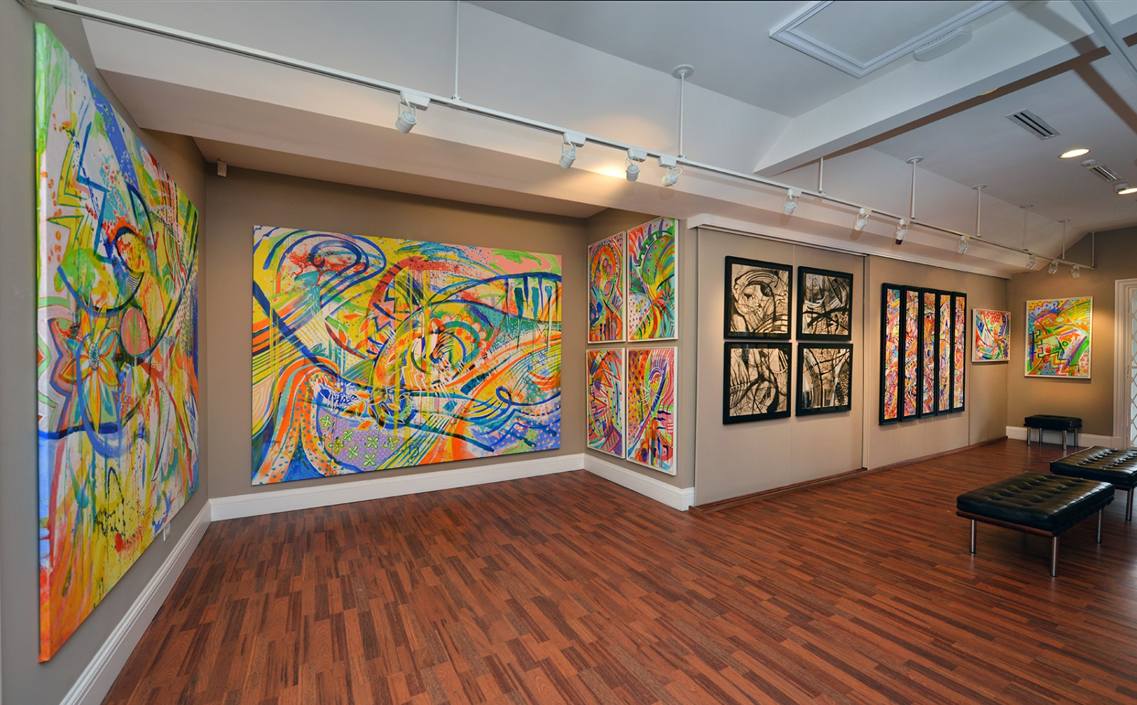 D Painting Exhibition : The d aguilar art foundation nassau bahamas home