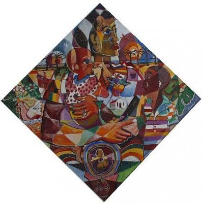 Mhudda II by Jackson Burnside III