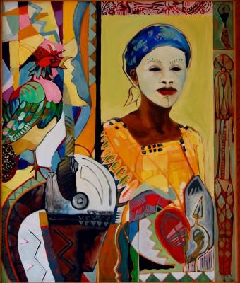 Conjur Woman by John Beadle