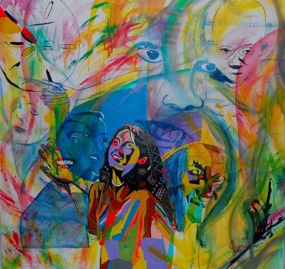 The Rythmn of Colour, 2003