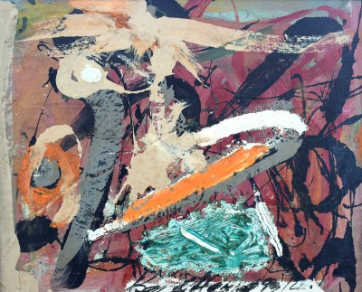 Untitled Abstract, 1993