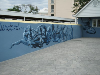 Mural by Allan Wallace