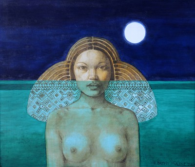 Lucayan Goddess by Brent Malone