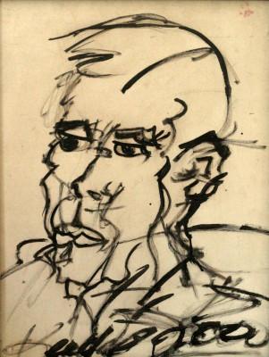 Portrait of Vincent by Kendal Hanna