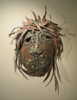 Metal Face by Billy McWeeny