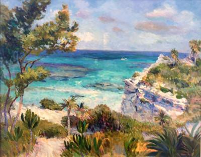 Lighthouse Point by John Paul Saddleton