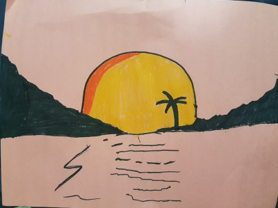 Sunset by Chaz